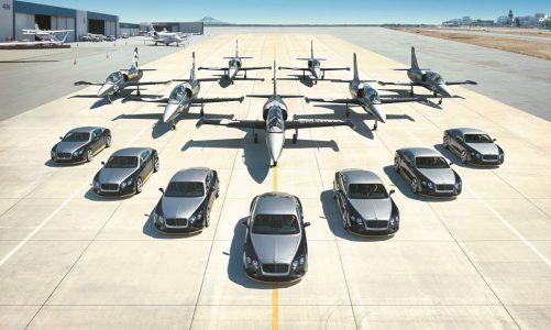 Bentley feiert 1.000. Custom-Modell